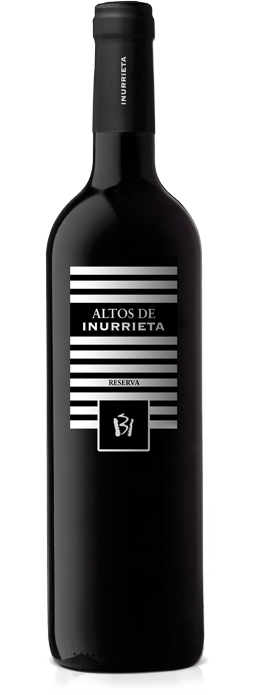 VINO ALTO DE INURRIETA RESERVA 2015 Botella_vino_altos_de_inurriera