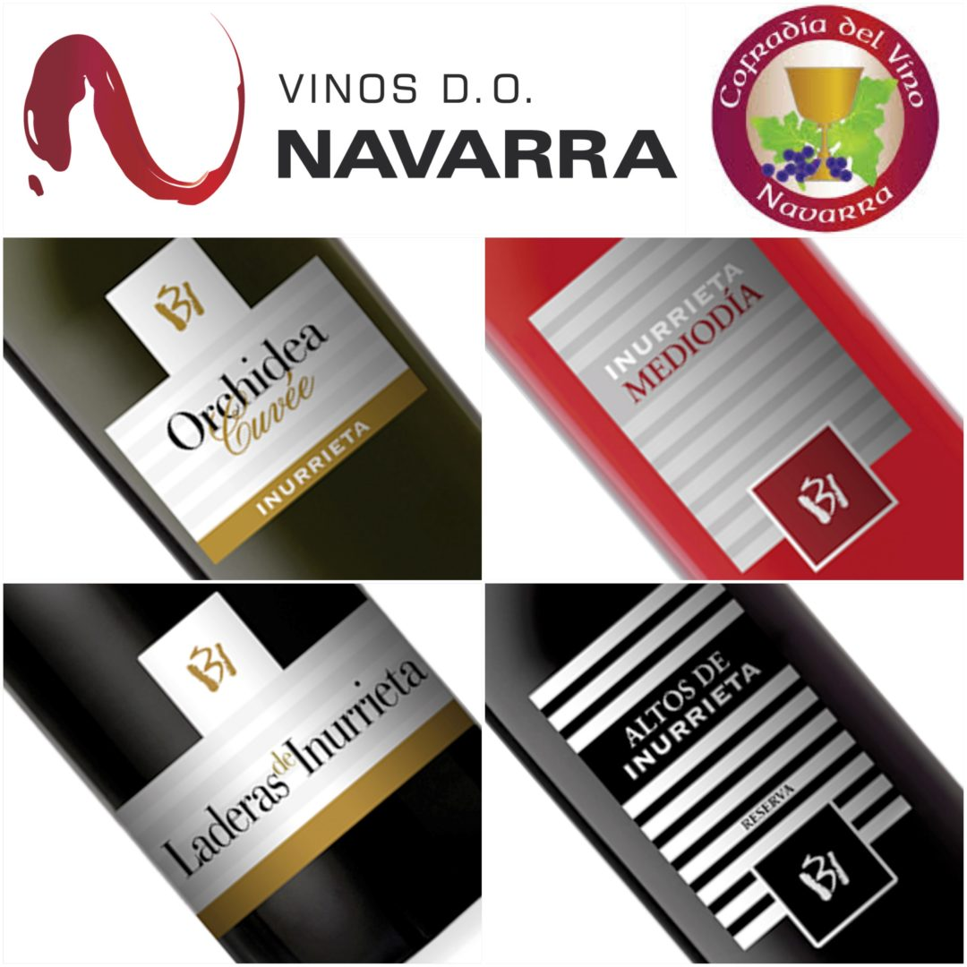 BODEGA INURRIETA WINS FOUR OF THE EIGHT BY WINE GUILD AWARDS FOR BEST WINES FROM NAVARRA